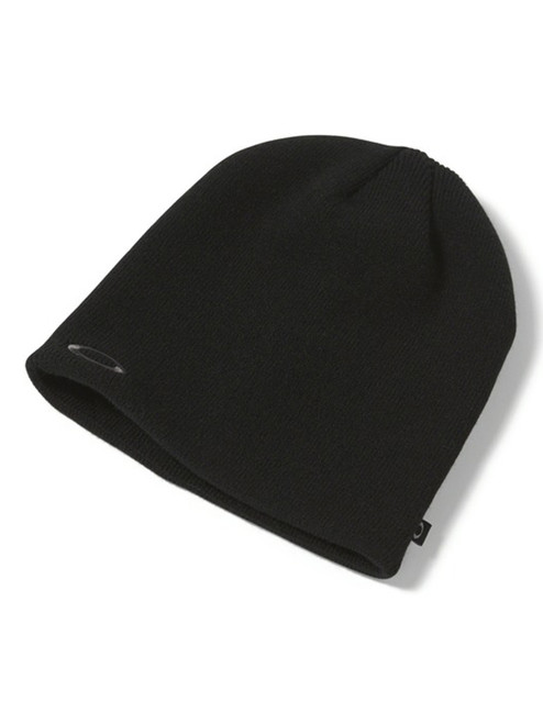 Oakley Fine Knit Beanie - Blackout