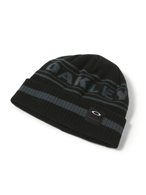 Oakley Rockgarden Cuff Beanie - Blackout