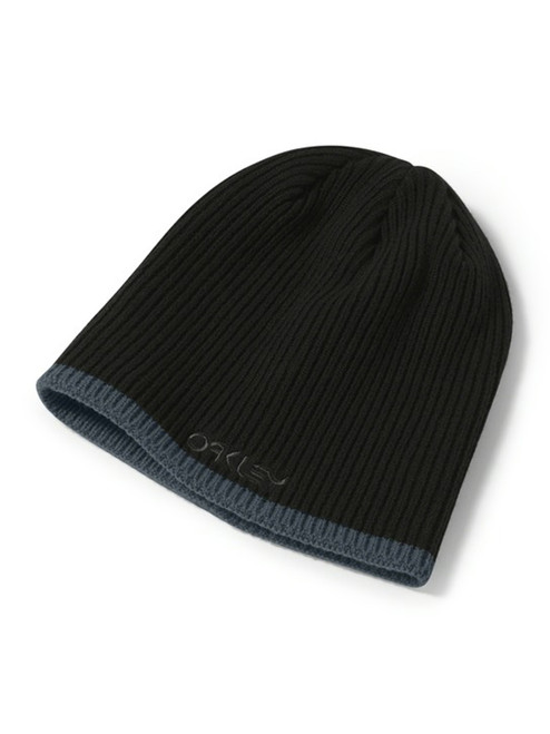 Oakley Factory Flip Beanie - Blackout