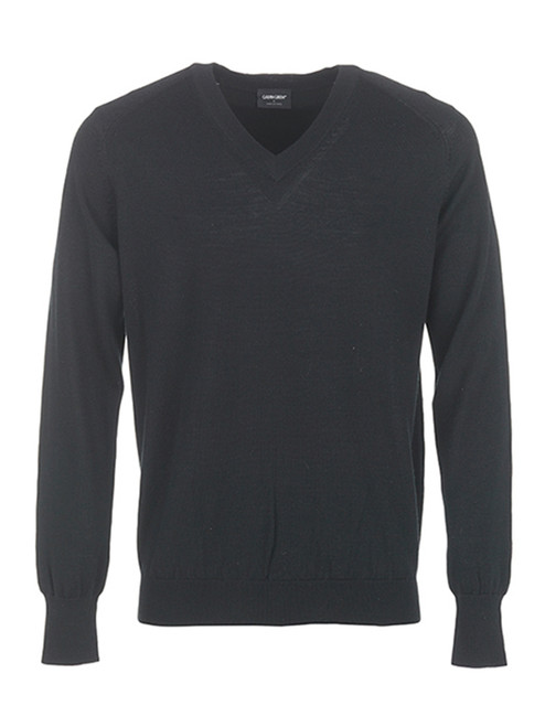 Galvin Green Cody Classic Sweater - Black