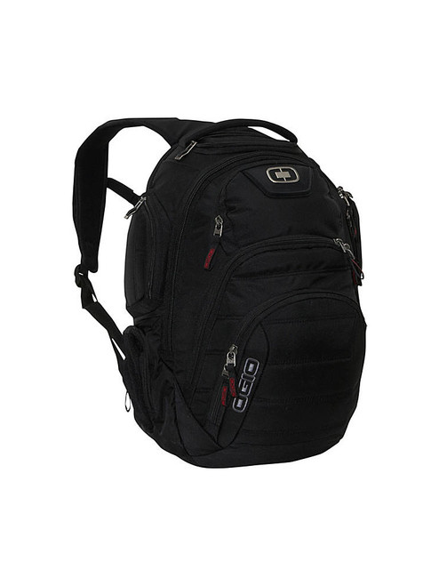 Ogio Renegade Backpack - Black Pindot