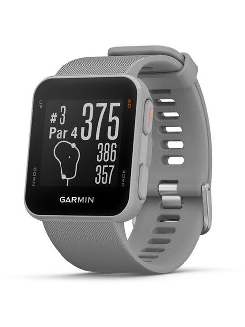 Garmin Approach S10 GPS - Powder Grey
