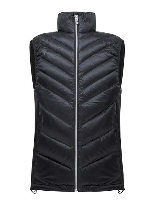 Cross M Utility Vest - Black