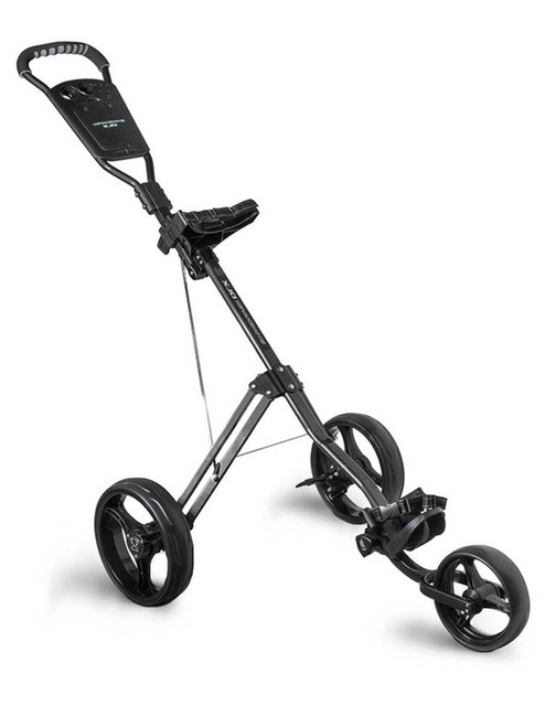 Stonehaven DLX Golf Buggy - Charcoal/Black