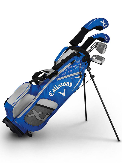 Callaway XJ-3 Junior Set - Blue