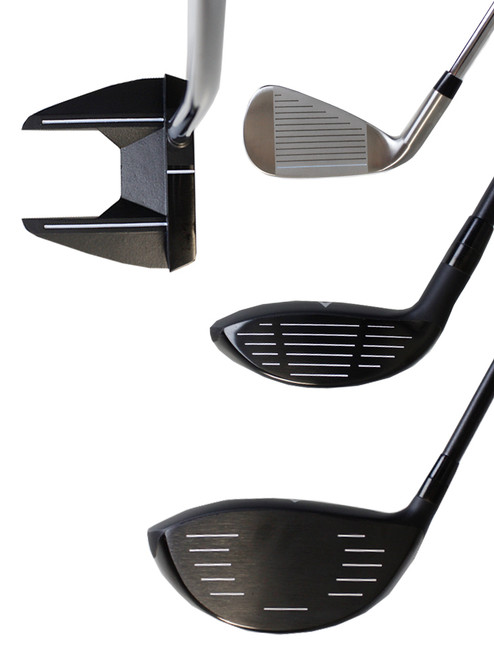 Tour Edge Ignition Package Graphite Shafts