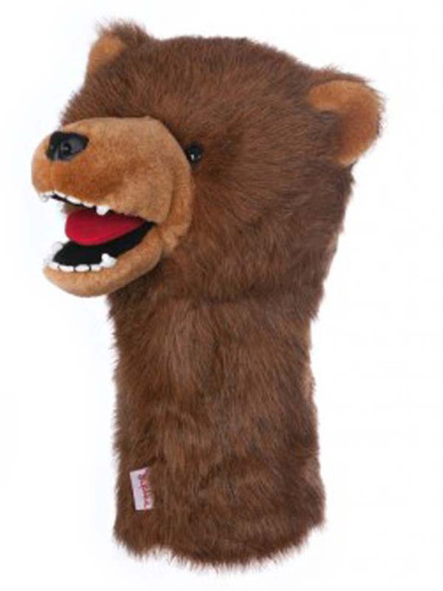 Daphne Grizzly Bear Headcover
