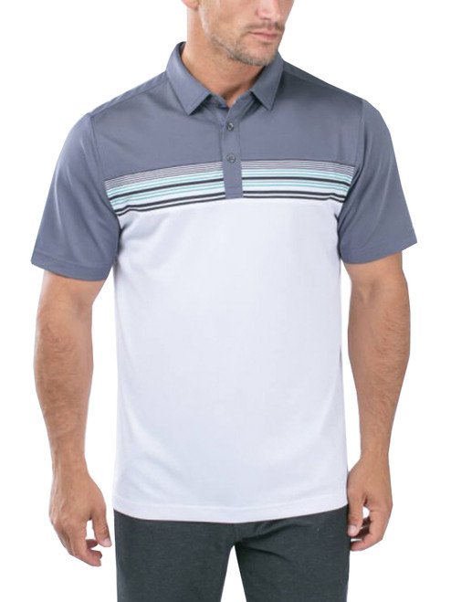 Travis Mathew Otters NL Polo - Grisaille