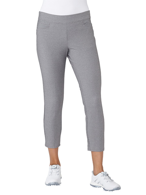 Adidas Ladies Adistar Ankle Pant - Trace Grey Heather