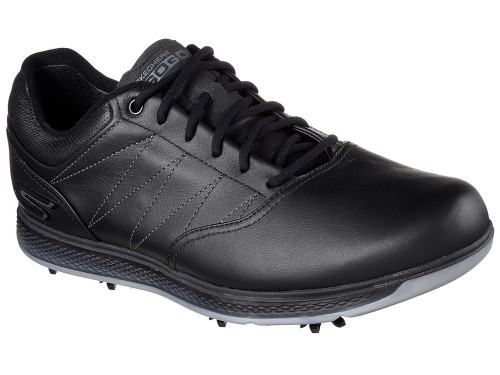 Skechers Go Golf Pro 3 Golf Shoes - Black/Silver