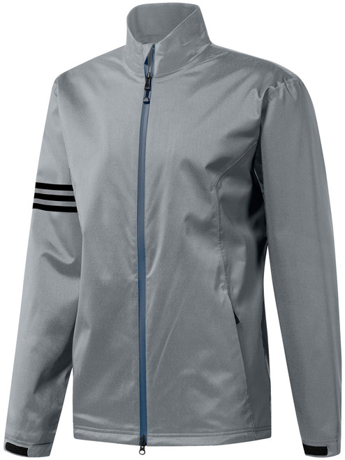 Adidas Climaproof Rain Jacket - Grey Two F17