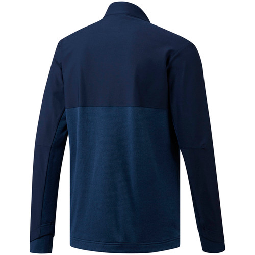 Adidas Go-to 1/4 Zip - Collegiate Navy/Night Marine