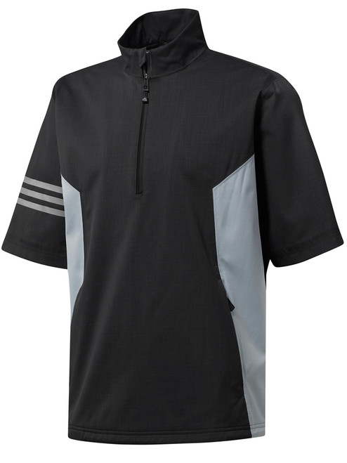 Adidas Climaproof Short Sleeve Jacket - Black