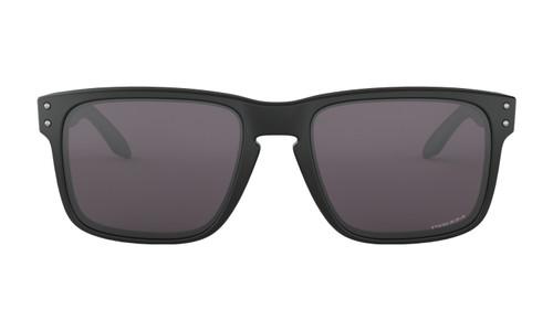 Oakley Holbrook Sunglasses - Matte Black w  PRIZM Grey For Sale ... e7f644fa59
