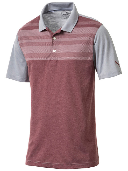 Puma Crossings Polo - Pomegranate