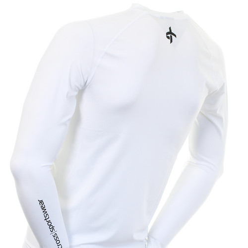 Cross M/W Armour Top - White