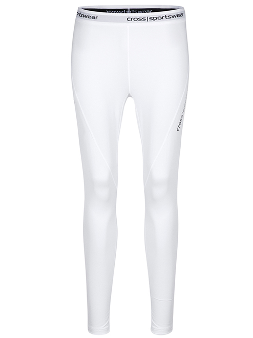 Cross M/W Armour Pants - White