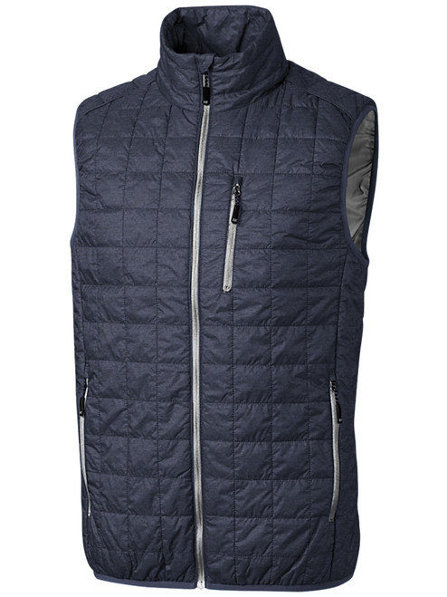 Cutter & Buck Rainier Vest - Anthracite Melange