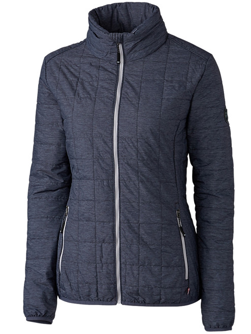 Cutter & Buck Ladies Rainier Jacket - Anthracite Melange