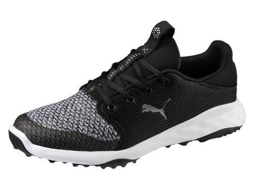 Puma Grip Fusion Sport Golf Shoes - Puma Black/Quiet Shade