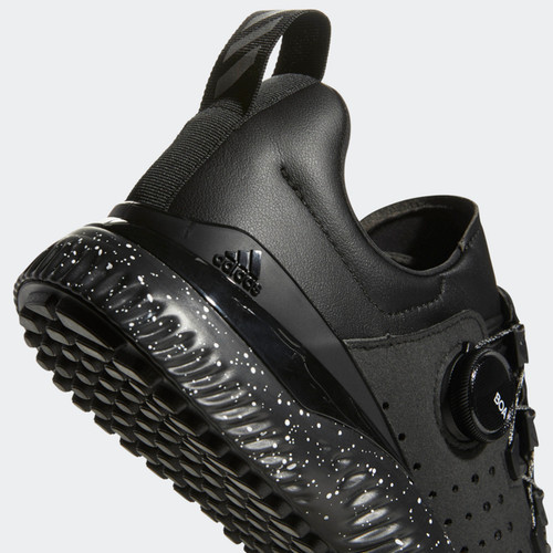 Adidas Adicross Bounce BOA Golf Shoes - Core Black