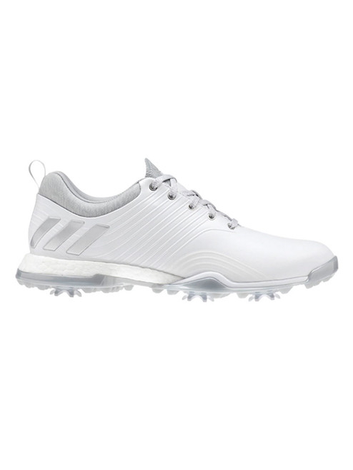 Adidas W Adipower 4orged Golf Shoes - FTWR White/Silver Met