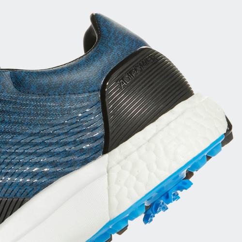 Adidas Adipower 4orged Golf Shoes - Bight Blue/Core Black