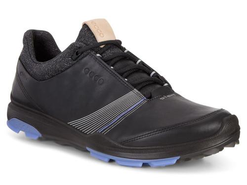 Ecco W Biom Hybrid 3 Golf Shoes - Black