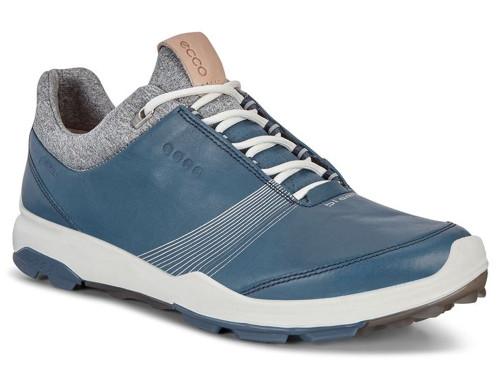 Ecco W Biom Hybrid 3 Golf Shoes - Denim Blue