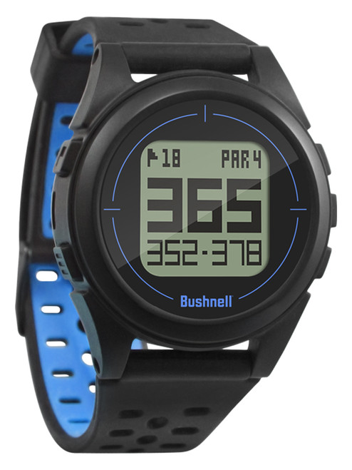 Bushnell iON 2 GPS Watch - Black/Blue