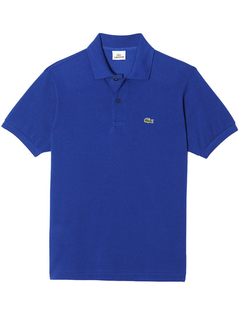 63debd57 Lacoste L.12.12 Classic Polo - Ocean - Mens For Sale | GolfBox