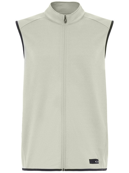 Oakley Range Full Zip Vest - Stone Grey