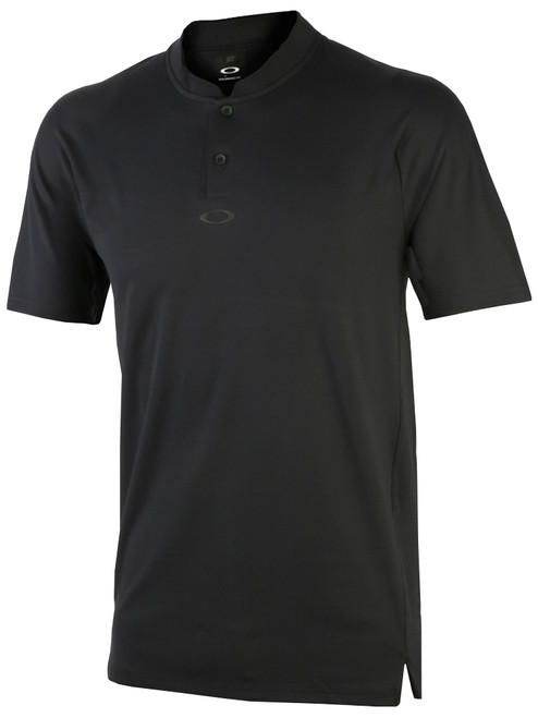 Oakley Engineered Bomber Collar Polo - Blackout