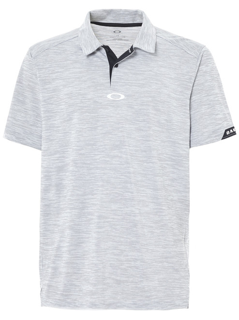 Oakley Gravity Tailored Fit Polo - Blackout