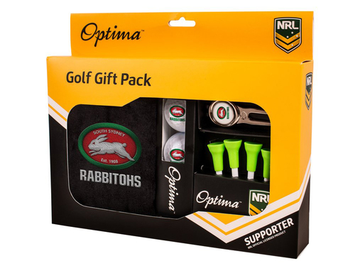 Official NRL Gift Pack - South Sydney Rabbitohs