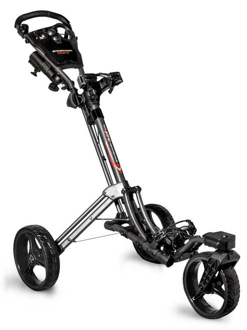 Stonehaven Glide SVL Golf Buggy - Charcoal