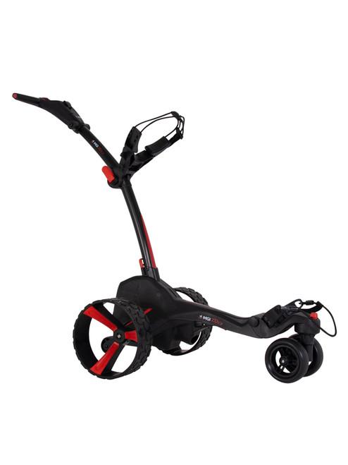 MGI Zip X3 36 Hole Motorised Golf Buggy - Black