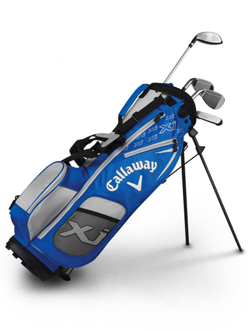Callaway XJ-1  Junior Package - Blue