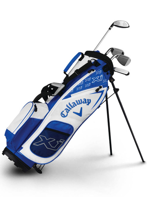 Callaway XJ-1 Junior Set - White