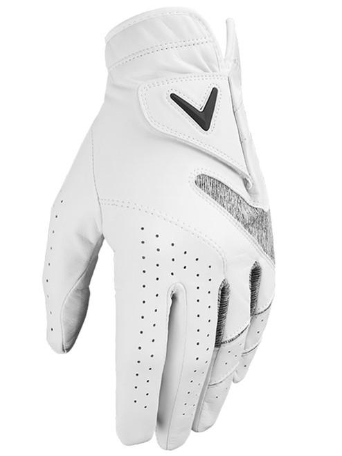 Callaway Apex Tour 2019 Golf Glove - White