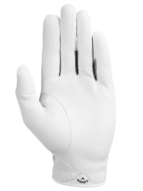 Callaway Apex Tour 2019 Golf Glove - White