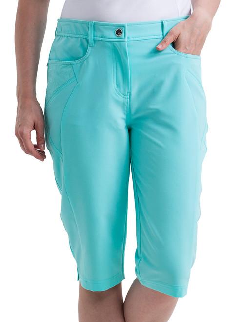 Nivo Ladies Madison Long Short - Angle Blue
