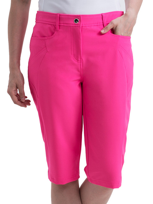 Nivo Ladies Madison Long Short - Energy Pink