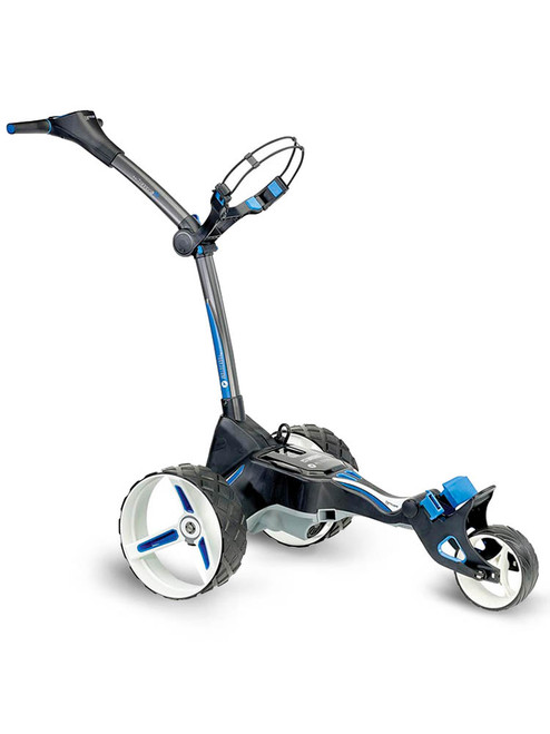 Motocaddy M5 Connect DHC Motorised Golf Buggy - Graphite