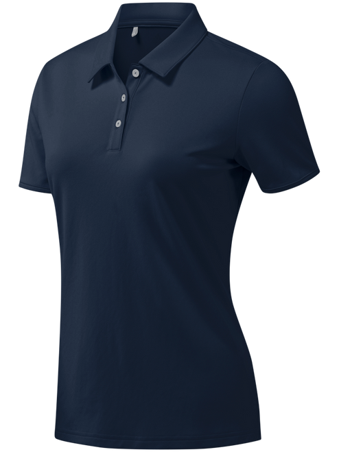 Adidas Ladies Tournament Polo - Collegiate Navy