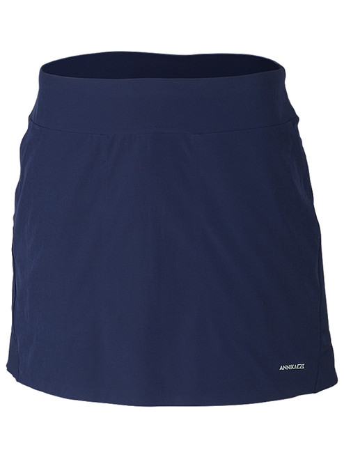 Annika Competitor Pull On Skort - Atlantic