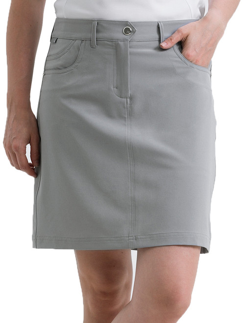 Nivo W Marika Skort - Light Grey