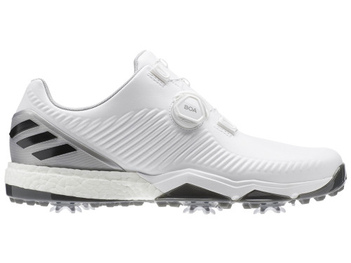 Adidas Adipower 4orged BOA Golf Shoes - FTWR White/Grey Six