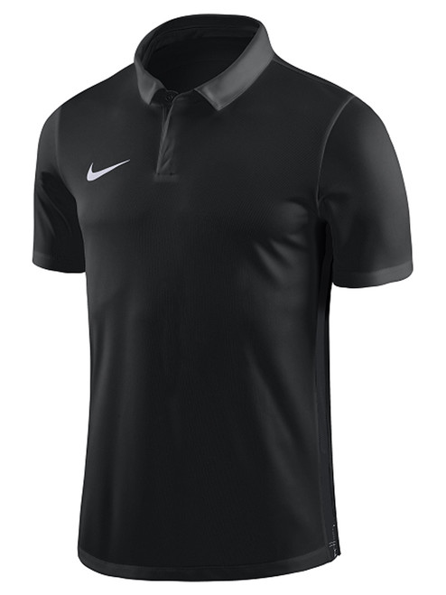 Nike Youth Academy '18 Polo - Black/Anthracite