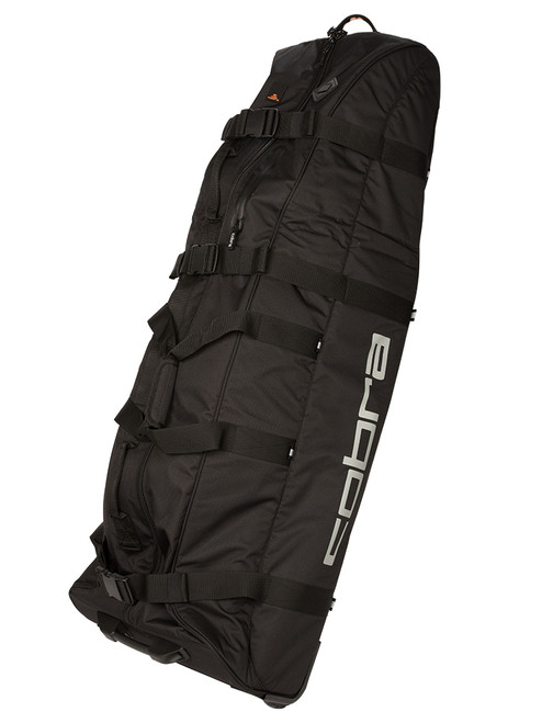 Cobra Rolling Club Bag - Black